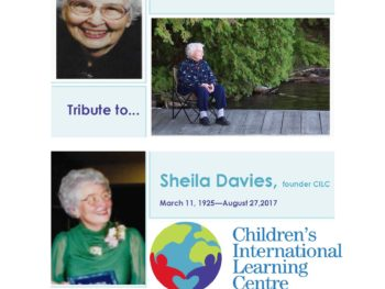 Final Tribute to Shiela Davies