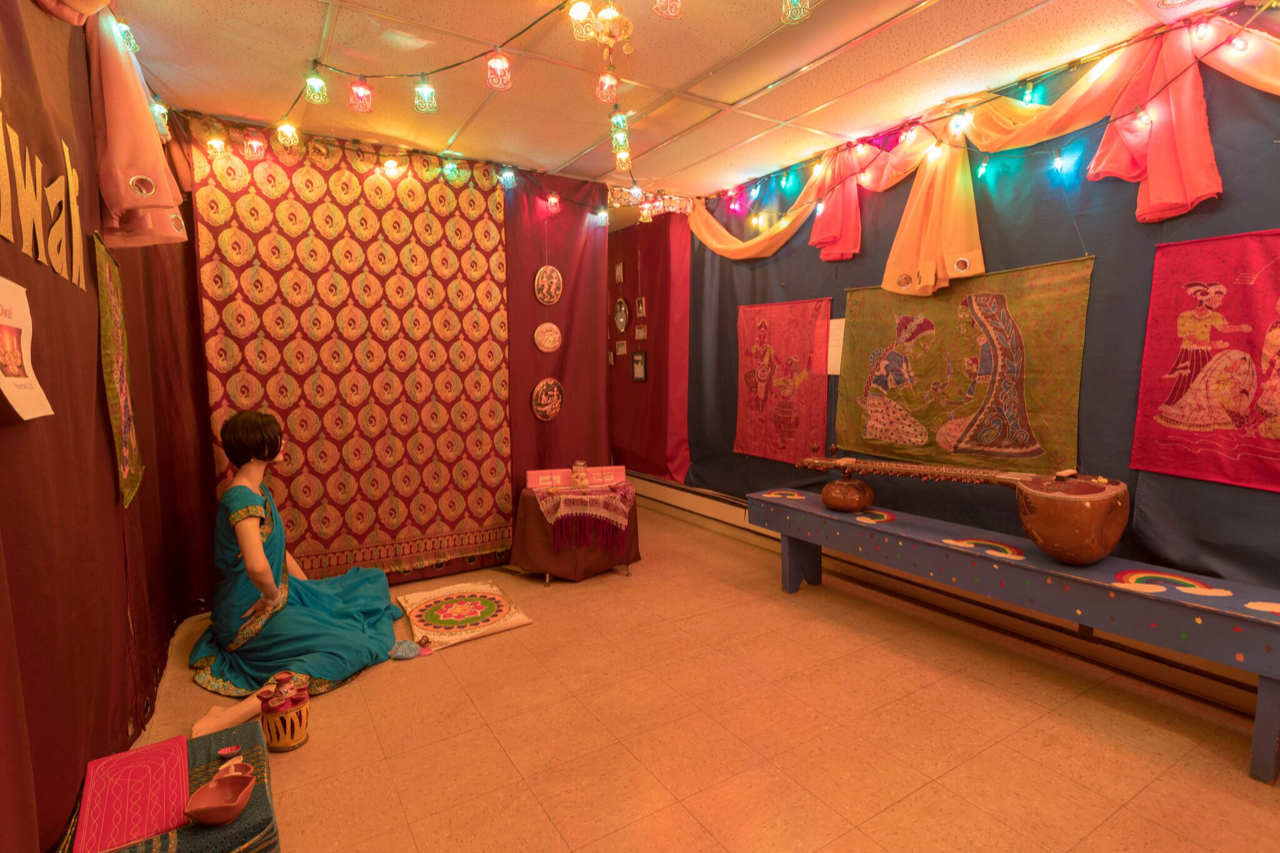 CILC - Festivals of Light - Diwali section