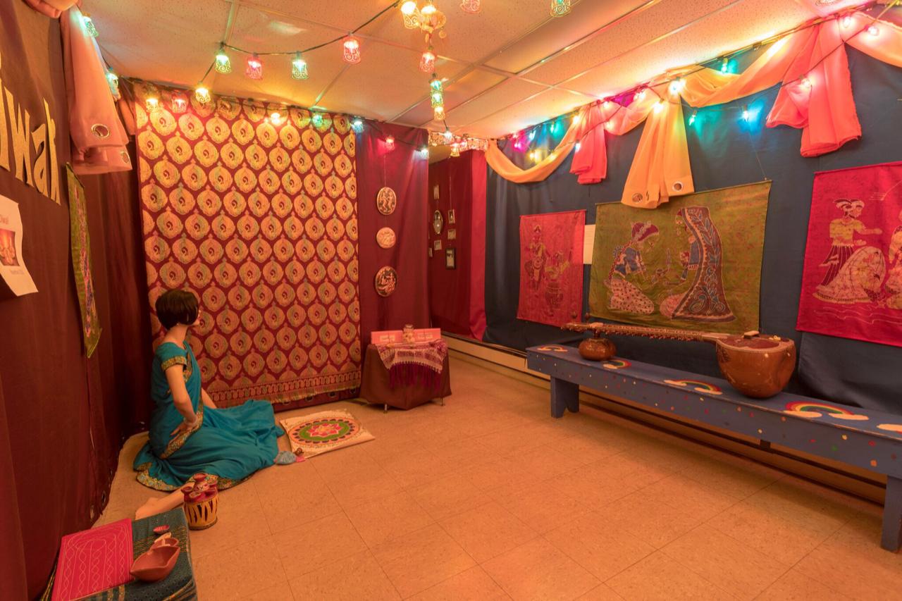 CILC - Festivals of Light - Diwali section
