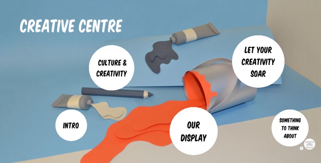 Creative Centre picture from Prezi site